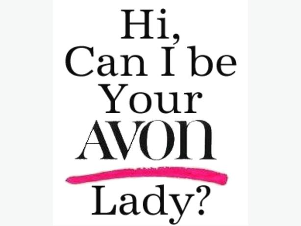 Image result for avon lady here