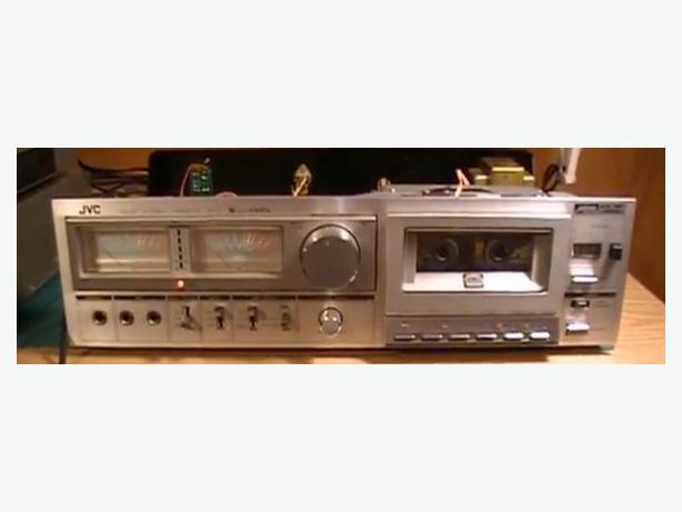 JVC KDA5 Sterio casset (Used)