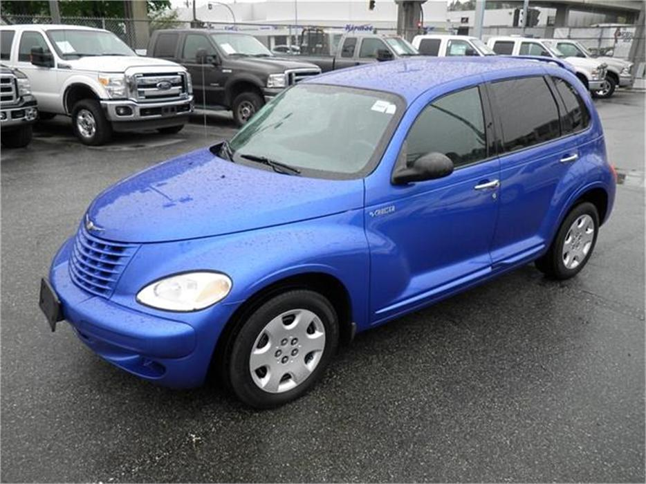 2005 chrysler pt cruiser local hatchack surrey incl. Black Bedroom Furniture Sets. Home Design Ideas