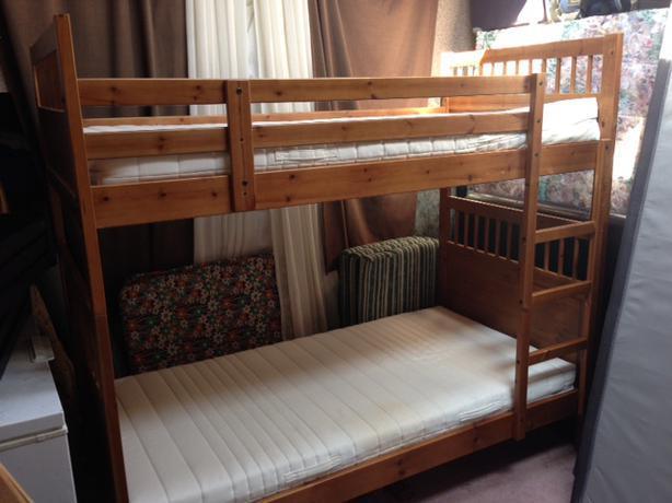 hemnes single bed instructions