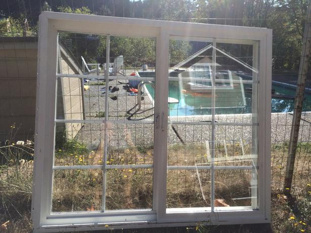 Window with muntin bars saanich victoria