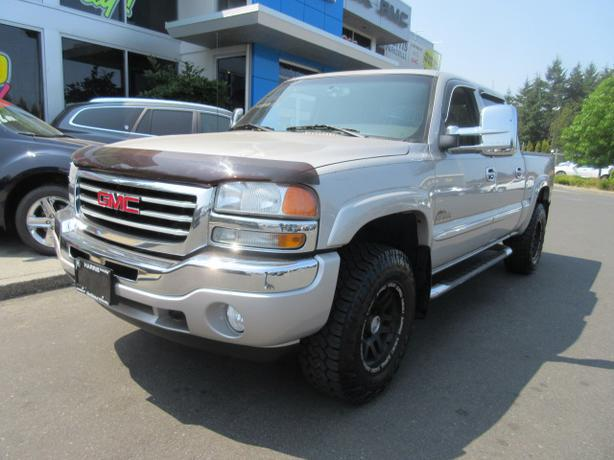 used 2006 gmc sierra sle 1500 for sale in parksville outside comox valley courtenay comox mobile. Black Bedroom Furniture Sets. Home Design Ideas