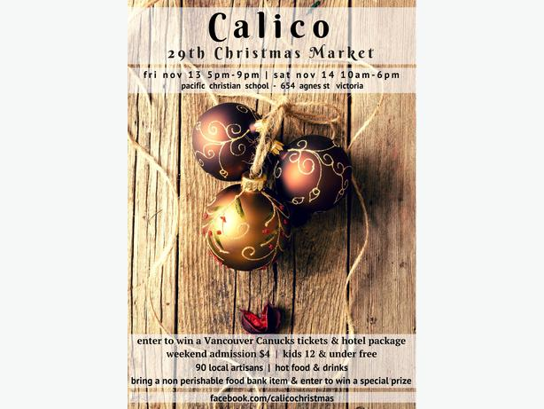 Calico Craft Fair  Victoria