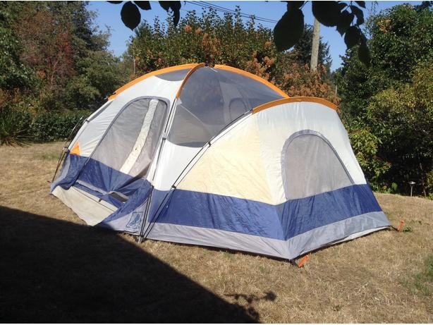 HILLARY 2 ROOM TENT & HILLARY 2 ROOM TENT West Shore: LangfordColwoodMetchosin ...