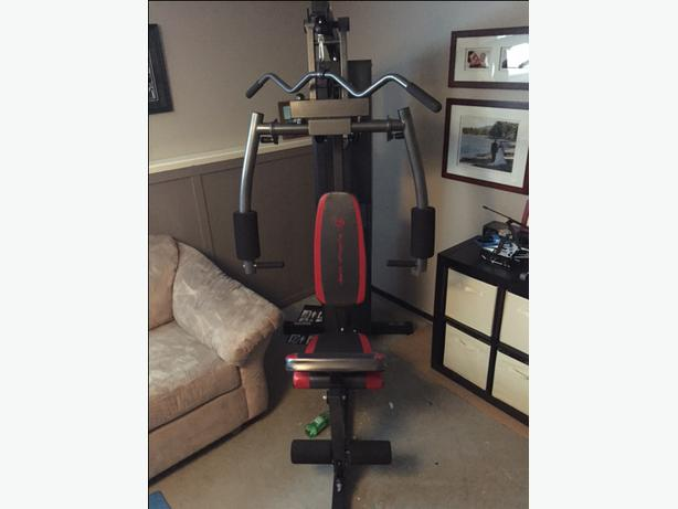 Marcy platinum model mp1105 home gym home design for Home designs by marcy