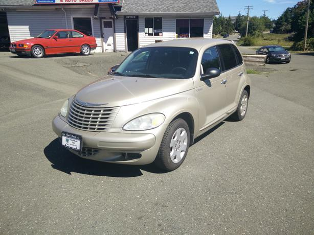 2005 chrysler pt cruiser stock 2765 price reduced. Black Bedroom Furniture Sets. Home Design Ideas