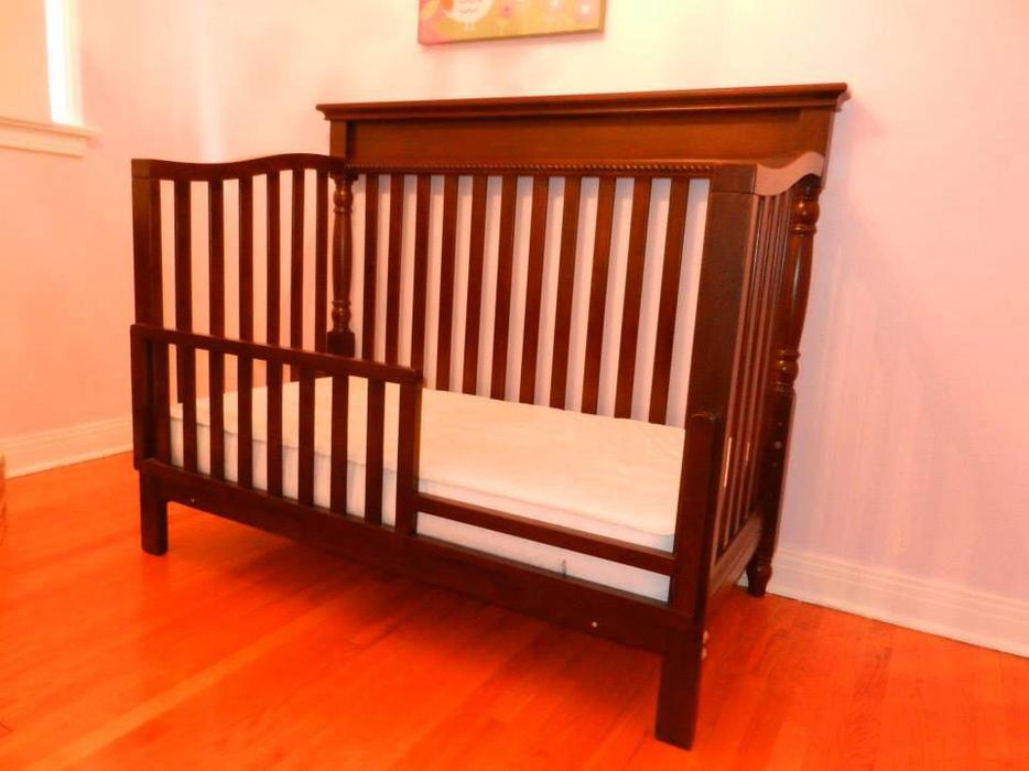 Bed Frame For Crib Mattress