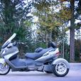 Convert Your Suzuki Burgman to a Trike