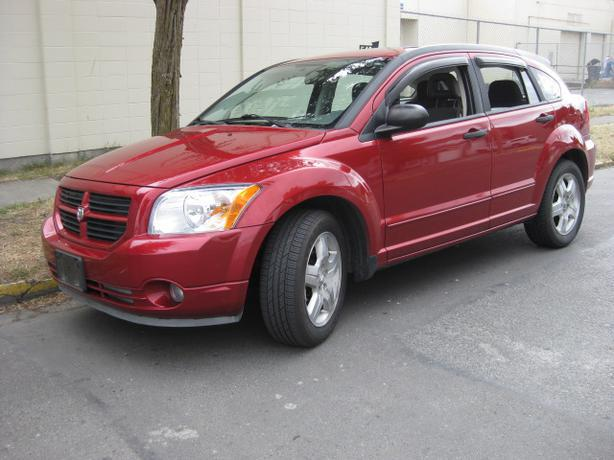 2007 dodge caliber sxt outside nanaimo nanaimo mobile. Black Bedroom Furniture Sets. Home Design Ideas
