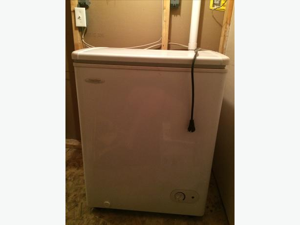apartment size deep freezer west shore langford colwood