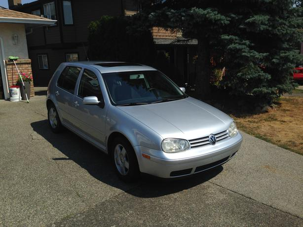 2001 vw golf gls tdi saanich victoria. Black Bedroom Furniture Sets. Home Design Ideas