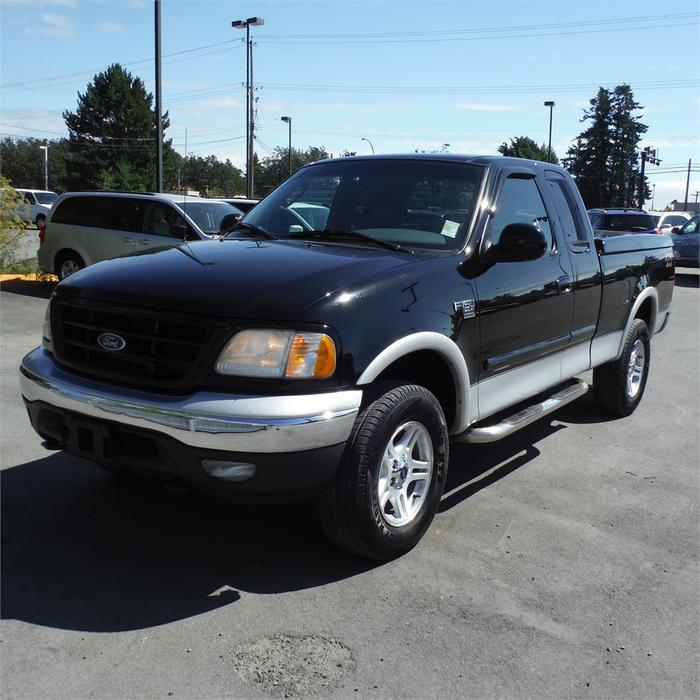 2002 Ford F 150: 2002 Ford F-150 XLT/XTR Super 5.4L-4WD, Accident Free West