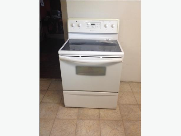 Frigidaire Glass Top Stove Cleaning