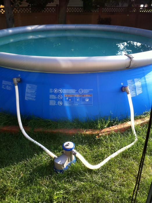 18 39 X 48 Above Ground Soft Sided Pool Accessories
