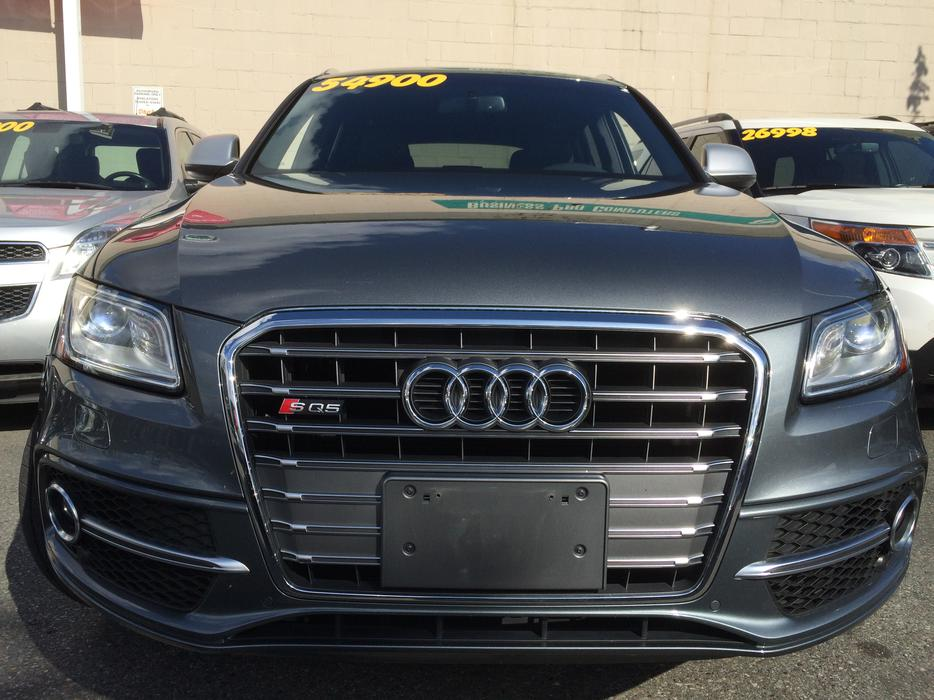2014 Audi S Q5 Quattro V6t Awd Suv Excellent Condition