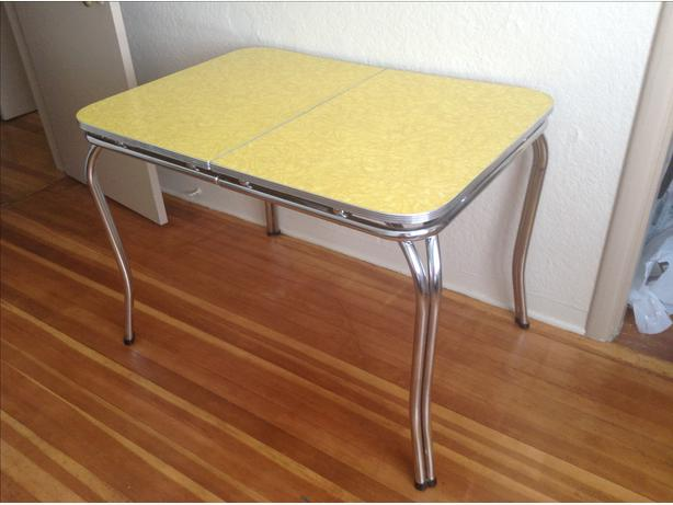 the best 28 images of formica table and chairs for sale