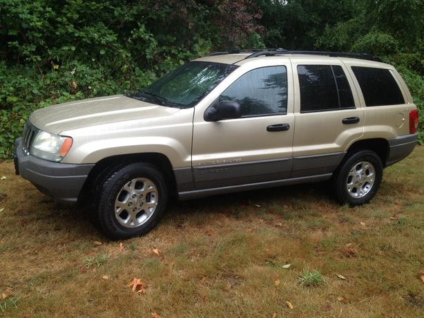 2000 jeep grand cherokee laredo 4x4 outside comox valley courtenay. Cars Review. Best American Auto & Cars Review