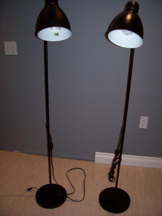 Salt Lamps Kamloops : 2 Ikea lamps West Regina, Regina