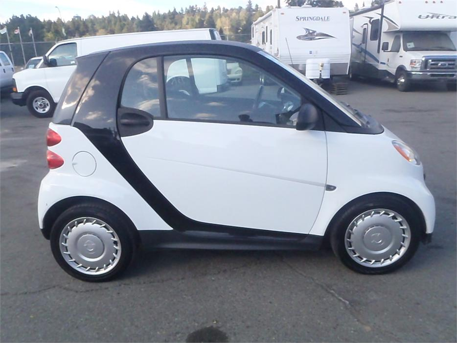 2013 smart fortwo pure outside comox valley campbell. Black Bedroom Furniture Sets. Home Design Ideas