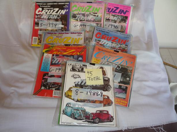 Cruzin ( Hot Rod ) Collectable