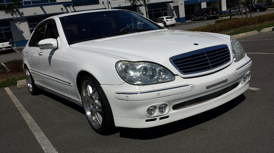 2000 mercedes benz s500 brabus outside victoria victoria for Mercedes benz bay ridge