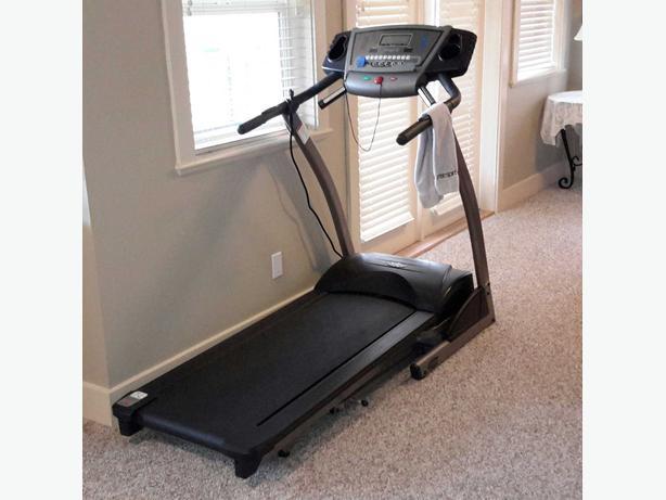 treadmill run walk manual reebok i i