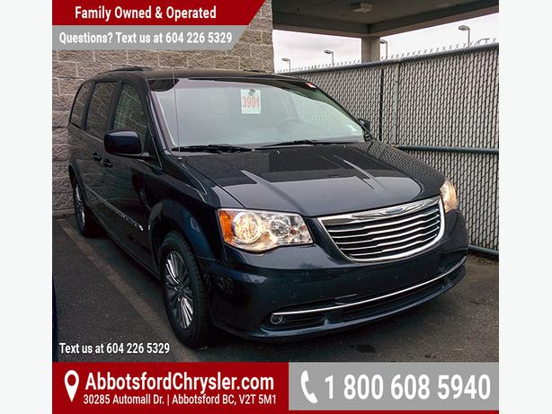2014 Chrysler Town Amp Country Touring Ab0468 W