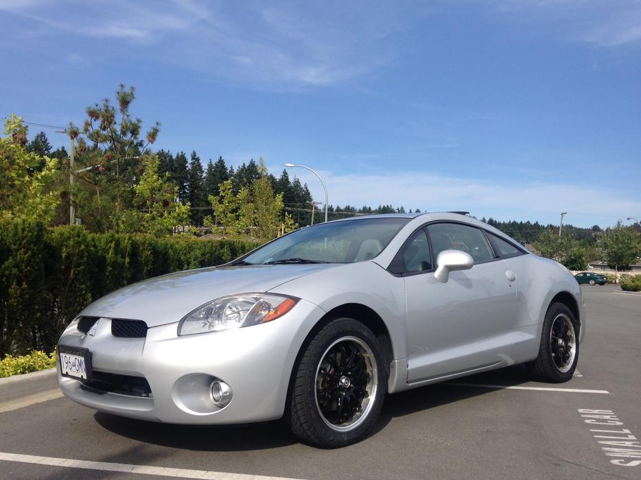 2007 mitsubishi eclipse gt v6 outside victoria victoria. Black Bedroom Furniture Sets. Home Design Ideas