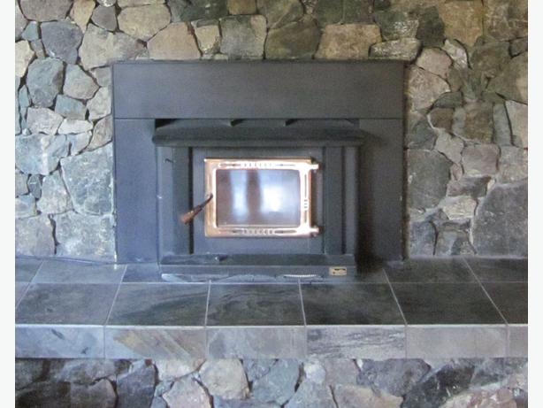 fireplace insert woodstove north saanich sidney victoria