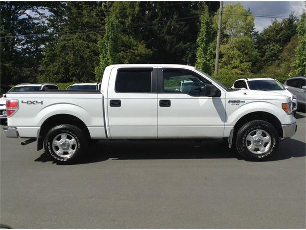 2012 ford f 150 4x4 xlt crew cab full power group. Black Bedroom Furniture Sets. Home Design Ideas
