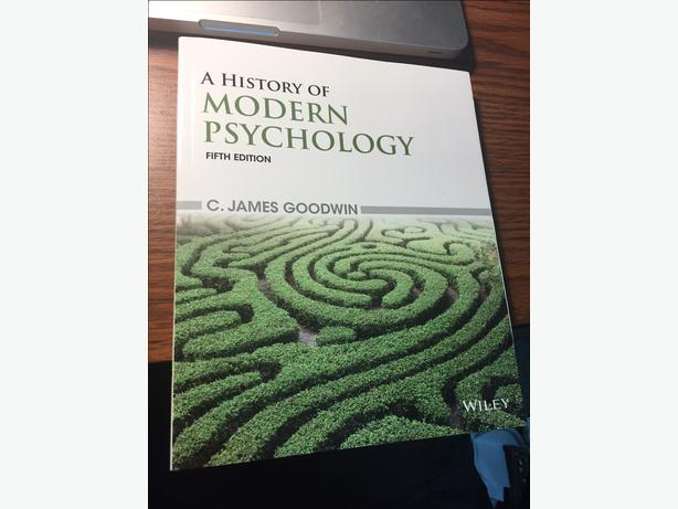 a history of modern psychology Read this essay on history of modern psychology come browse our large digital warehouse of free sample essays get the knowledge you need in order to pass your.