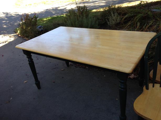 Used Victoria Kitchen Furniture