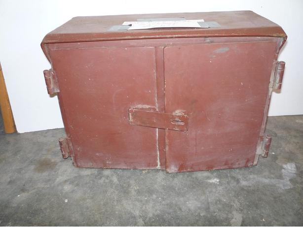 H.D. Storage box