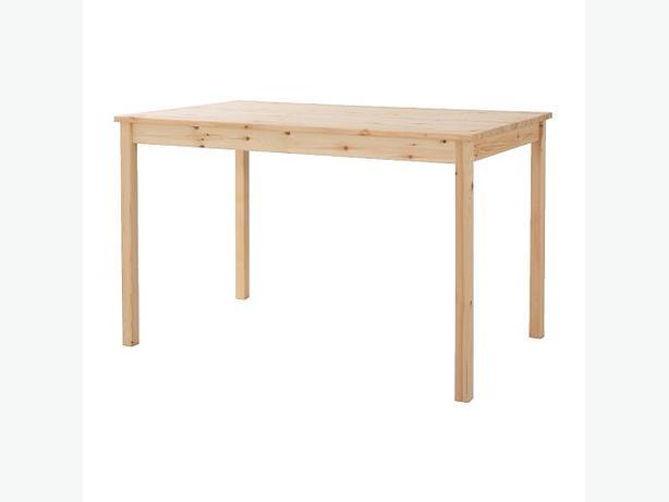 ikea pine table nepean ottawa. Black Bedroom Furniture Sets. Home Design Ideas