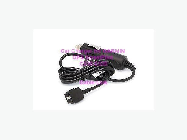 Car Charger for GARMIN GPS StreetPilot C530 Nuvi 650
