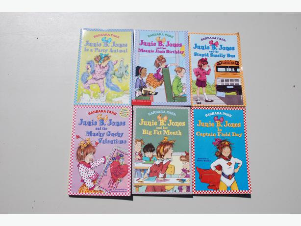 book report on junie b jones books Junie b and her friend  related book resources books in the junie b jones series are fun to read aloud and they lend themselves to discussing behavior.