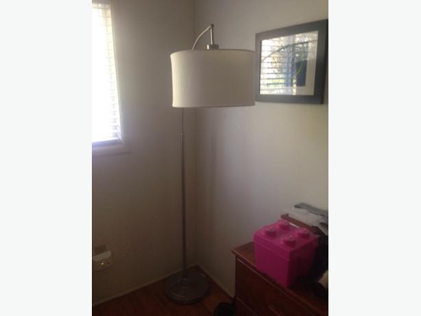 Threshold Arc Floor Lamp Oak Bay, Victoria