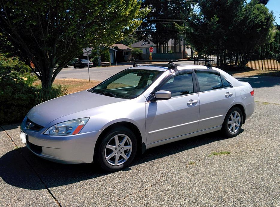 2004 honda accord ex v6 sedan outside nanaimo nanaimo. Black Bedroom Furniture Sets. Home Design Ideas