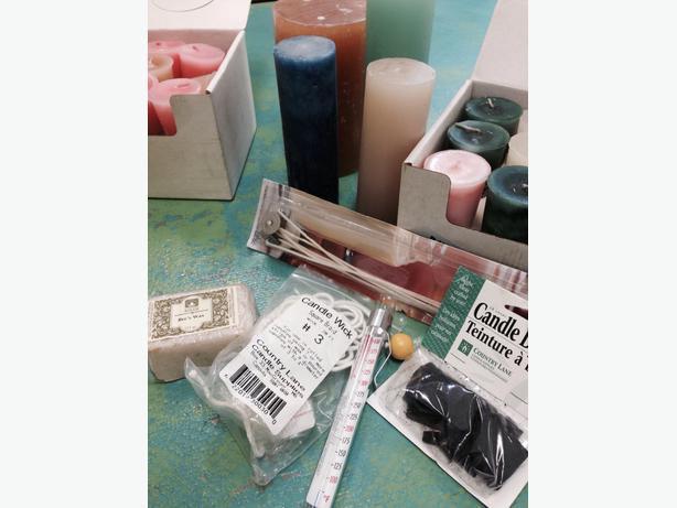 Candle Making Supplies Kitchener Waterloo