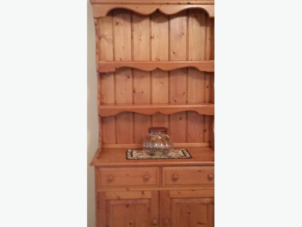 Genuine Pine (Handcrafted) Welsh Dresser