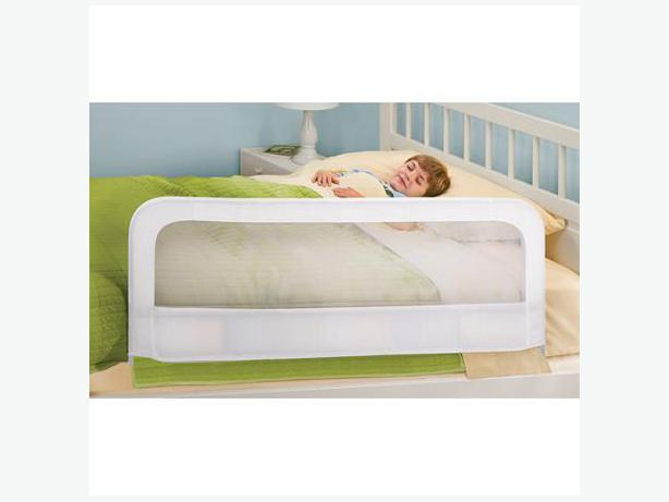 SUMMER INFANT TODDLER BED RAIL Central Nanaimo Nanaimo