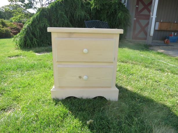 very nice bedside table saanich victoria