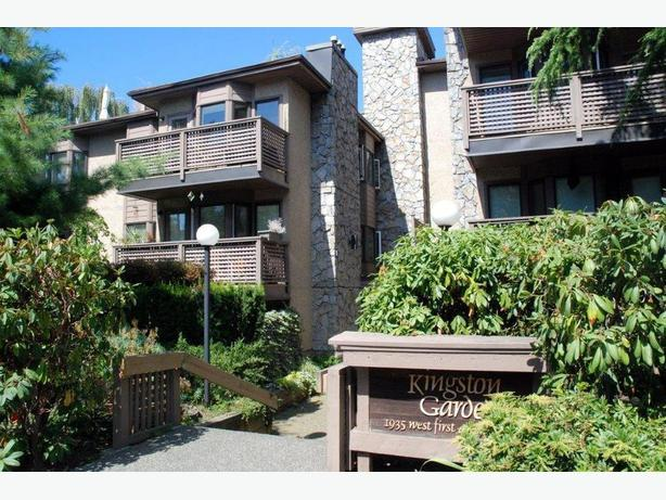 Location! Lovely Furnished Condo for Rent in the Heart of Kitsilano #674