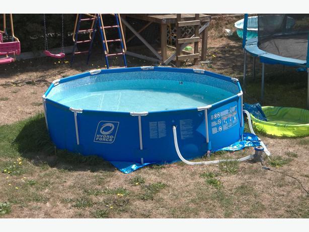 Swimming Pool Sooke Victoria