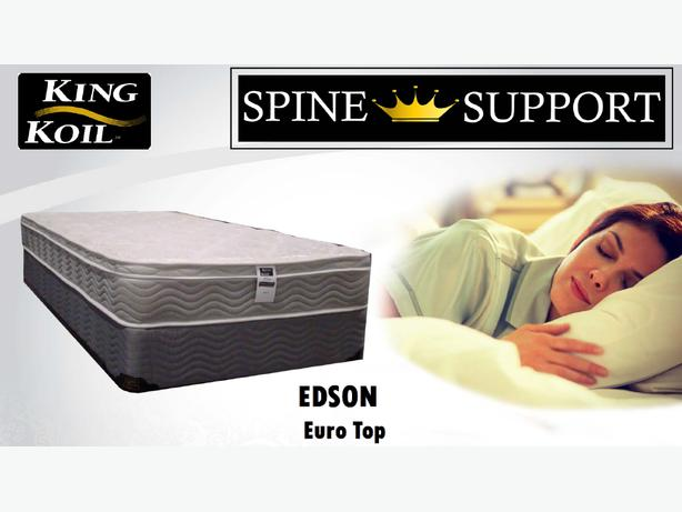 brand new queen mattress and box spring only 348 free delivery central regina regina mobile. Black Bedroom Furniture Sets. Home Design Ideas
