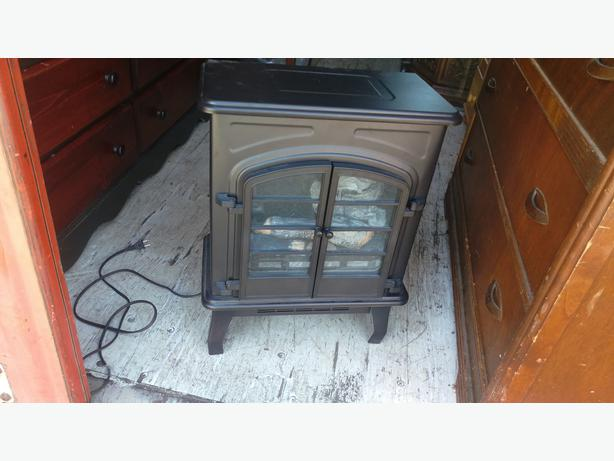 Small Electric Fireplace Heater Central Nanaimo Nanaimo