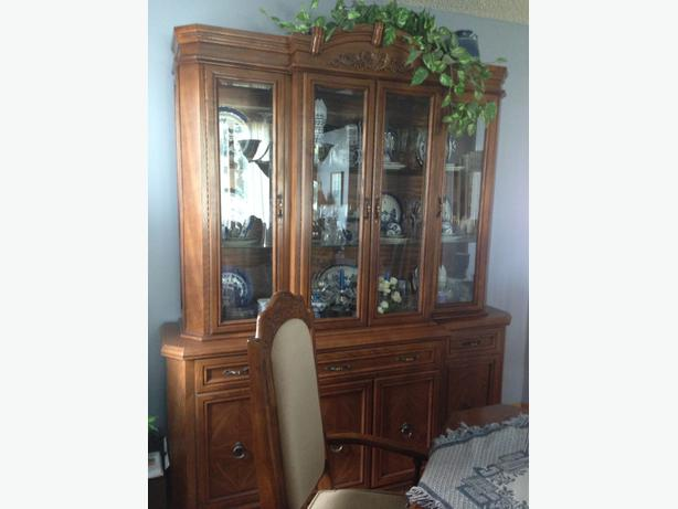 beautiful dining room set dining room table chairs china cabinet