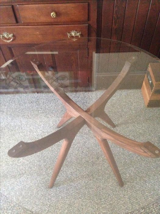 Amazing mid century dining table mint condition Victoria  : 48665480934 from www.usedvictoria.com size 525 x 700 jpeg 66kB
