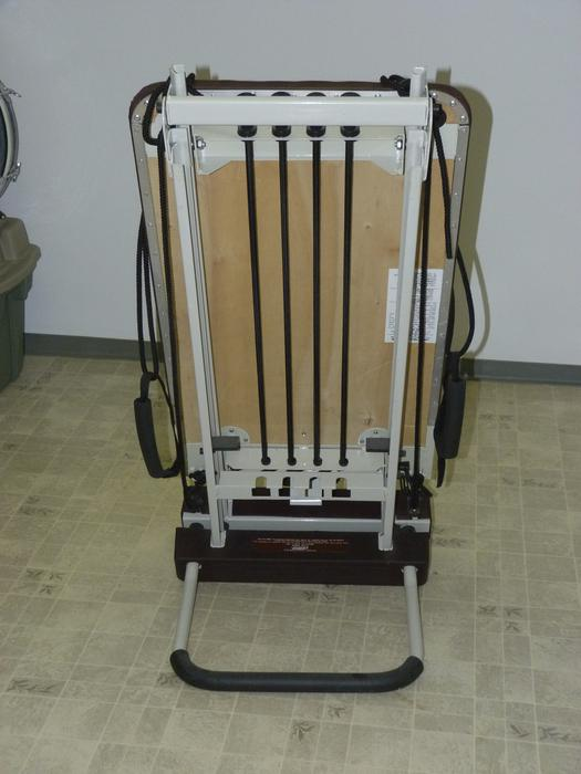 portable pilates machine