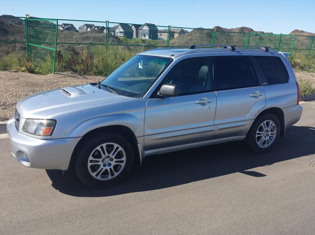 2004 subaru forester xt south regina regina. Black Bedroom Furniture Sets. Home Design Ideas